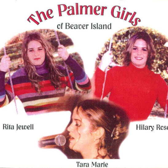 the palmer girls of beaver island cover